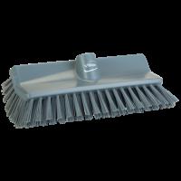 Vikan Hygiene 7047-88 hoekschrobber grijs medium vezels 265mm