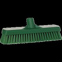 Vikan Hygiene 7060-2 vloerschrobber groen harde vezels 305mm