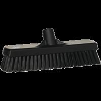 Vikan Hygiene 7060-9 vloerschrobber zwart harde vezels 305mm
