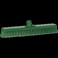 Vikan Hygiene 7062-2 vloerschrobber groen harde vezels 470mm