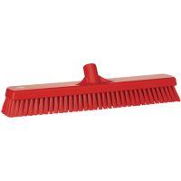 Vikan Hygiene 7062-4 vloerschrobber rood harde vezels 470mm