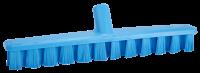 Vikan UST 7064-3 vloerschrobber 40cm blauw harde vezels 50x400mm