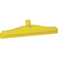 Vikan 7712-6 hygiëne vloertrekker 40cm vast geel full colour cassette