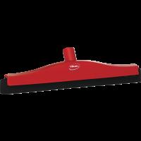 Vikan 7752-4 klassieke vloertrekker 40cm rood vaste nek zwarte cassette
