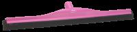 Vikan 7754-1 klassieke vloertrekker 60cm roze vaste nek zwarte cassette