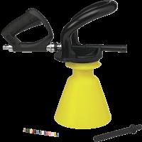 Vikan 93016 Ergo Foam Sprayer 25 liter geel set incl. pistool en afspuitla