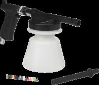 Vikan 93055 Foam Sprayer 14 liter wit set incl. pistool en afspuitla