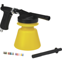 Vikan 93056 Foam Sprayer 14 liter geel set incl. pistool en afspuitla