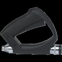 """Vikan 93219 ergonomisch combinatie- pistool 1/2"""" zwart max 12 Bar 80°C"""