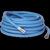 Vikan 93363 heetwater slangenset 15mtr blauw FDA max. 20 Bar 70