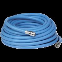 Vikan 93373 heetwater slangenset 20mtr blauw FDA max. 20 Bar 70