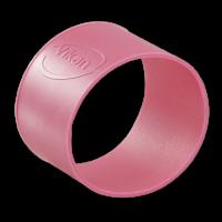 Vikan Hygiene rubber band roze 40mm secundaire kleurcodering 5st/s