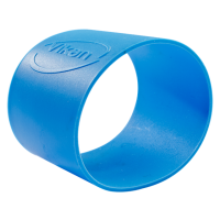 Vikan Hygiene rubber band blauw 40mm secundaire kleurcodering 5st/s