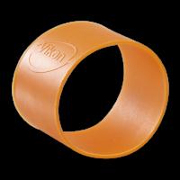 Vikan Hygiene rubber band oranje 40mm secundaire kleurcodering 5st/s