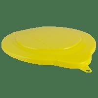 Vikan Hygiene 5689-6 emmerdeksel geel voor 6 liter emmer 5688