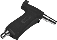 "Vikan 93229 spuitpistool zwart met ½"" nippel max 6 Bar 55°C"