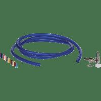 Vikan 9481-3 aanzuigslangset blauw incl. nozzles voor MiniMix