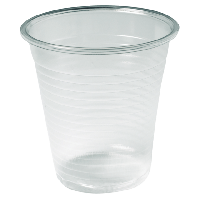 Drinkbeker PP 150ml 6oz 70.3mm transparant 30x100 st