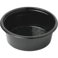 Cup PET 80ml zwart 10x100 st