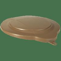 Vikan Hygiene 5689-66 emmerdekselbruin voor 6 liter emmer 5688