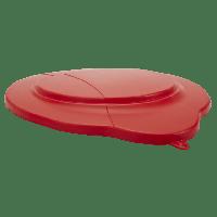 Vikan Hygiene 5693-4 emmerdeksel rood voor 20 liter emmer 5692