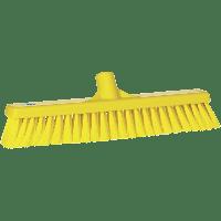 Vikan Hygiene 3179-6 veger geel zachte vezels 410mm