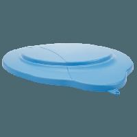 Vikan Hygiene 5693-3 emmerdeksel blauw voor 20 liter emmer 5692