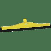 Vikan 7753-6 klassieke vloertrekker 50cm geel vaste nek zwarte cassette