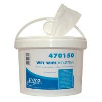 Euro wet wipes industrial 4 emmer a 150 dk 275 x 31 cm