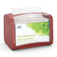 Tork Xpressnap® Tabletop servetdispenser rood (N4)
