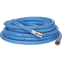 Vikan 93353 heetwater slangenset 10mtr blauw FDA max. 20 Bar 70