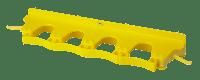 Vikan Hygiene 1018-6 ophangrek 4-6 geel full colour 40cm