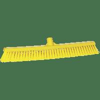 Vikan Hygiene 3199-6 veger geel zachte vezels 610mm