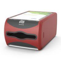 Tork Xpressnap® Counter servetdispenser rood (N4)