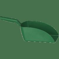 Vikan Hygiene 5670-2 handschep groen recht groot 2L 16x37x13cm