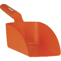 Vikan Hygiene 5675-7 handschep oranje recht medium 1L 34x12x11cm