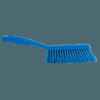 Vikan Hygiene 4587-3 handveger blauw zachte vezels 330mm