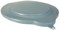 Vikan Hygiene 5689-88 emmerdeksel grijs voor 6 liter emmer 5688