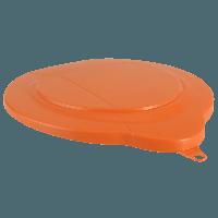 Vikan Hygiene 5689-7 emmerdeksel oranje voor 6 liter emmer 5688