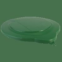 Vikan Hygiene 5689-2 emmerdeksel groen voor 6 liter emmer 5688