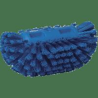 Vikan Hygiene 7039-3 tankborstel blauw medium vezels 130x205mm