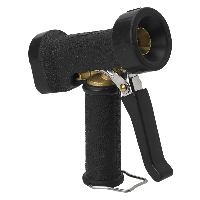 Vikan 93249 Heavy Duty waterpistool zwart max 25 Bar 95°C